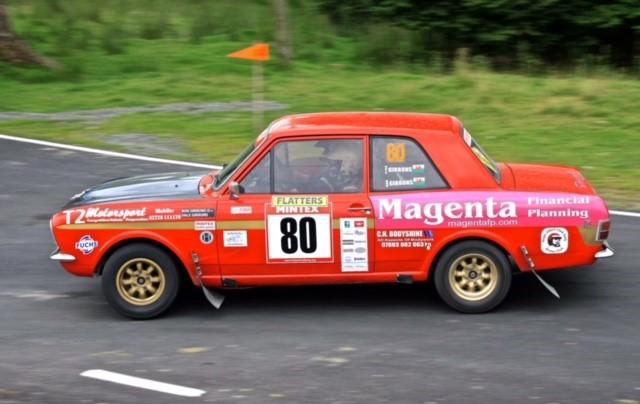 The Magenta Cortina