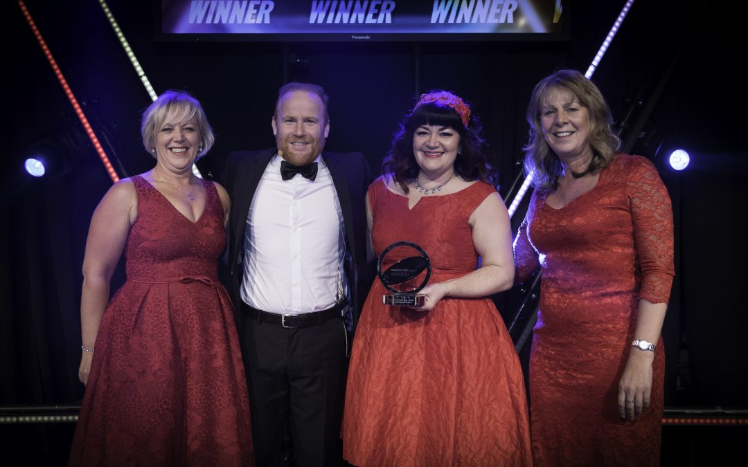 Magenta win award: 'Adviser Firm of the year – Wales'