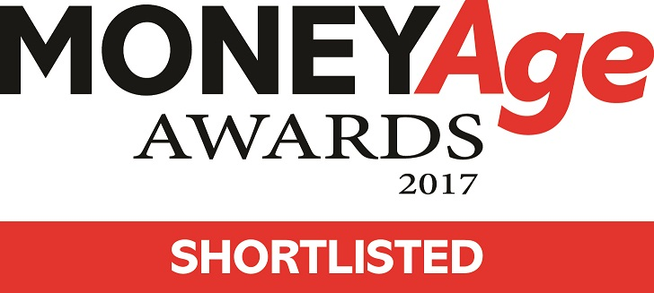 Money Age Awards Finalist!