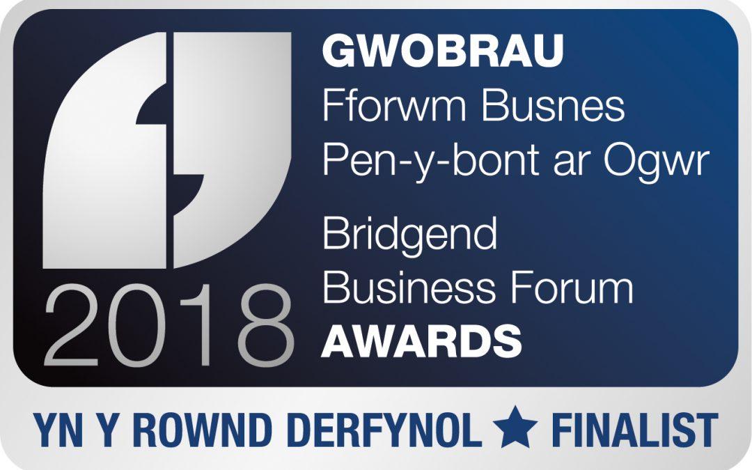 Magenta – Finalists in the Bridgend Business Forum Awards