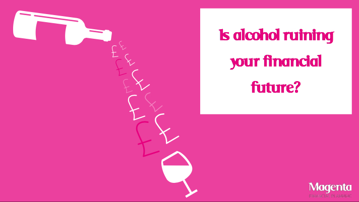 Is alcohol ruining your financial future?