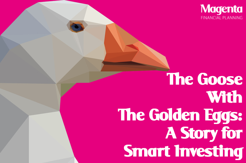 The Goose With The Golden Eggs | Bed Time Stories