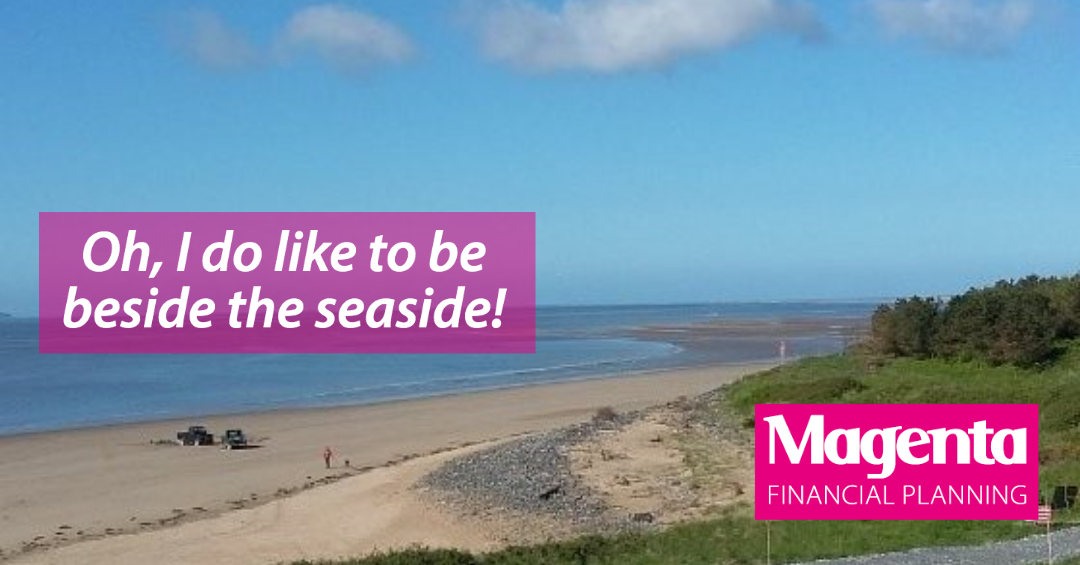 Oh, I do like to be beside the seaside!
