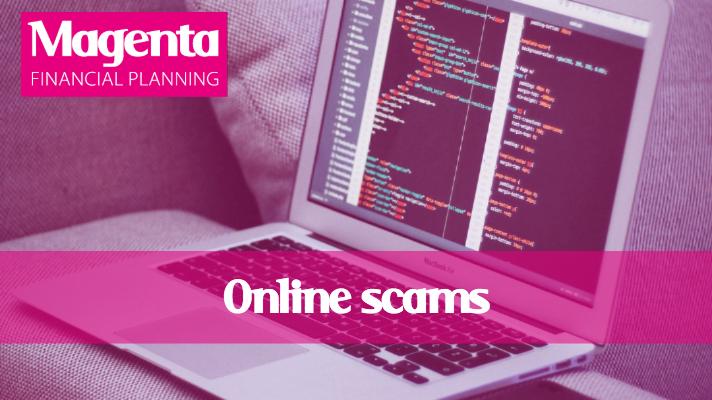 Top online scams