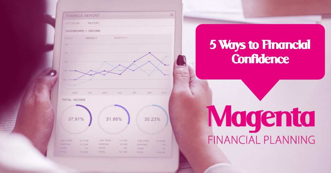 5 Ways to Financial Confidence