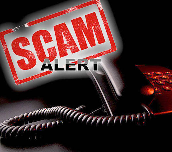 Financial Crime – Telephone Scam Alert!