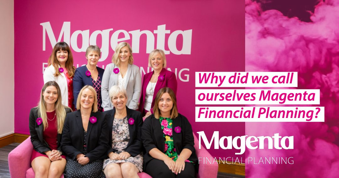 Why Magenta?