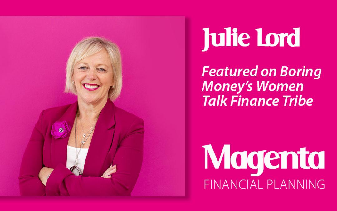 Boring Money's Women Talk Finance Tribe