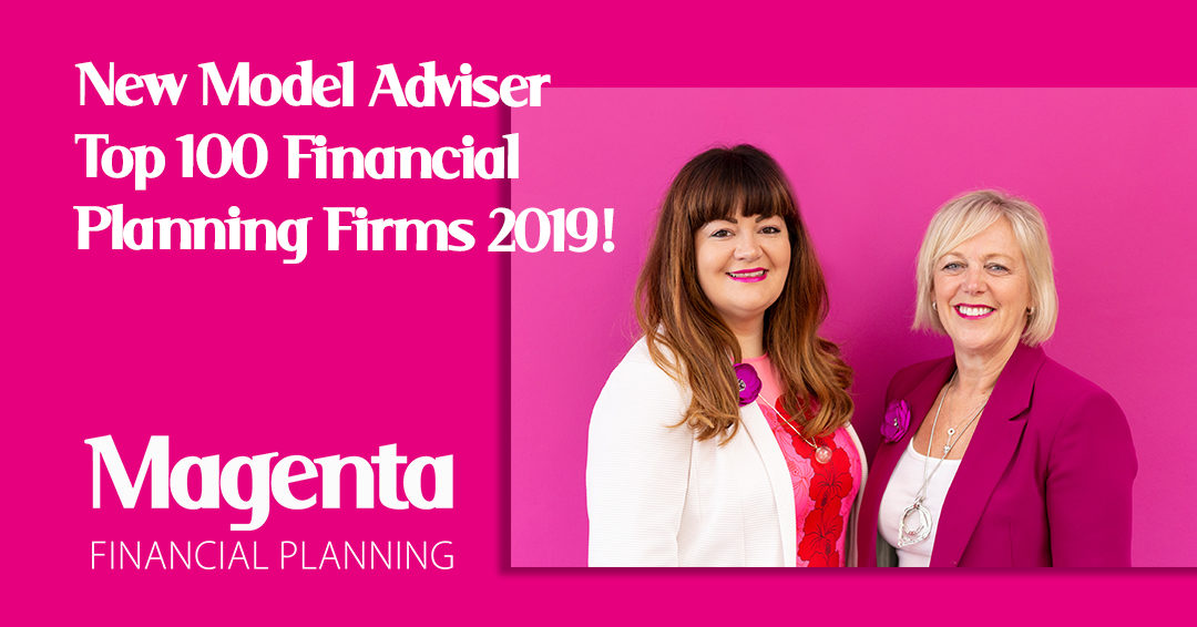 New Model Adviser Top 100 Financial Planning Firms 2019!