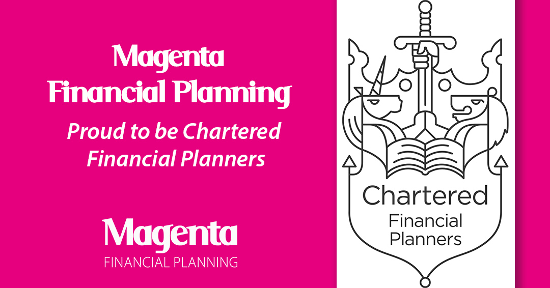 Magenta Financial Planning – Proud to be Chartered Financial Planners