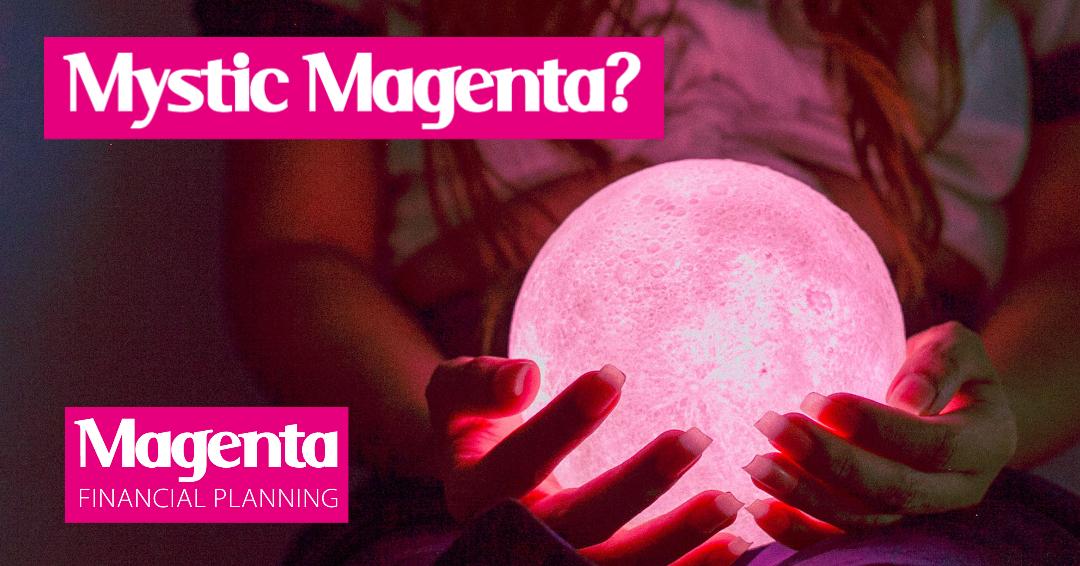Mystic Magenta?