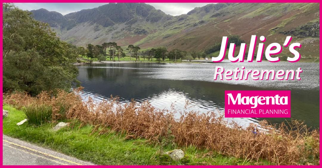 Julie's Retirement Blog