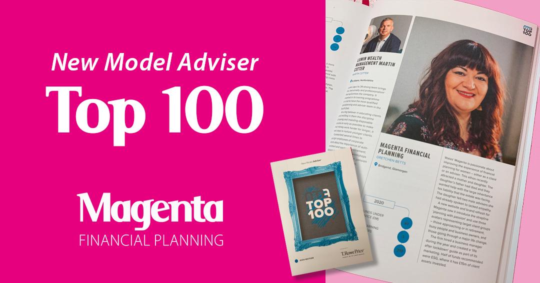 New Model Adviser Top 100