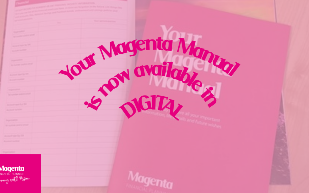 The Magenta Manual – Digital Version!