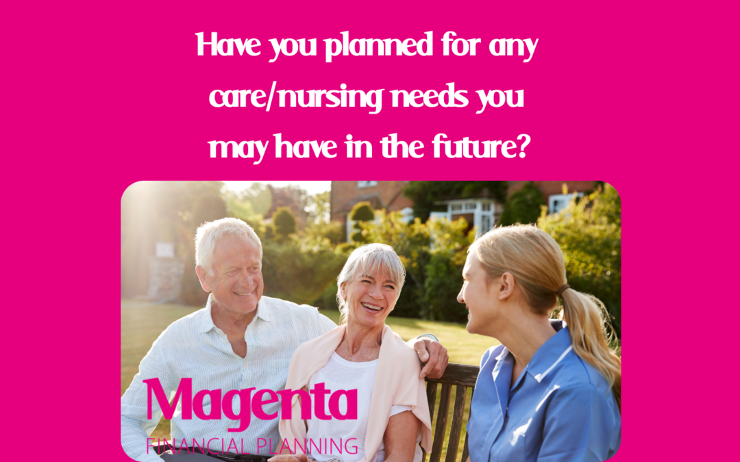 How to Pay for Long Term Nursing Care
