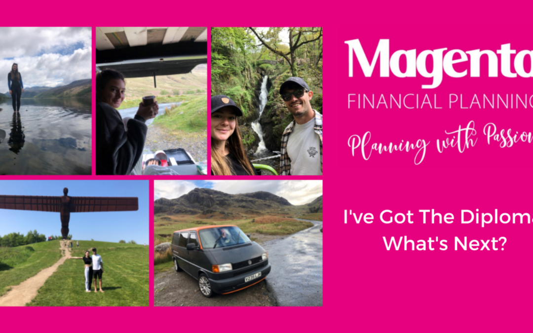 I've passed my regulated Diploma in Financial Planning! What's next? By Jess Geere