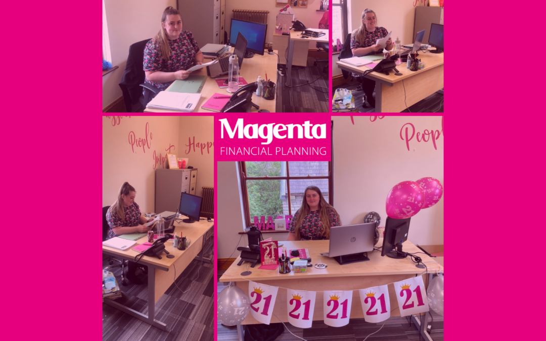 My Experience as an Intern at Magenta – by Courtney Vidales
