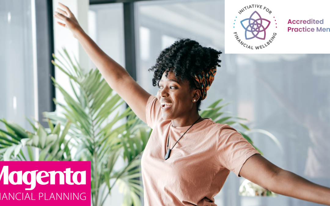 Magenta becomes Accredited by the Initiative for Financial Wellbeing By Allyson Hopkins