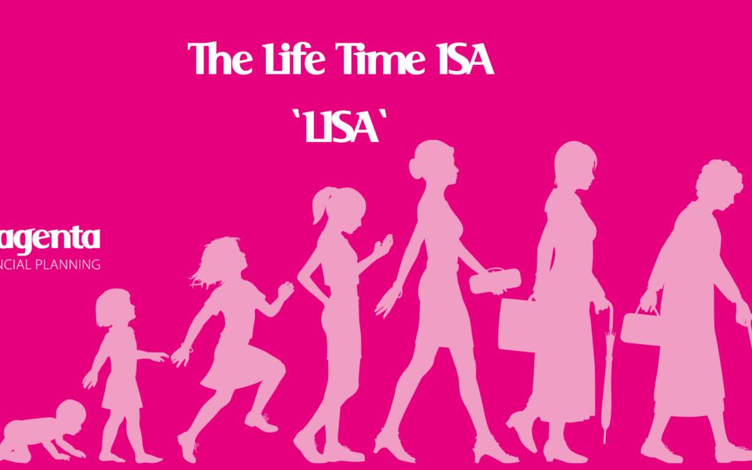 Lifetime ISA – LISA – The Unsung Hero By Jamie Flook