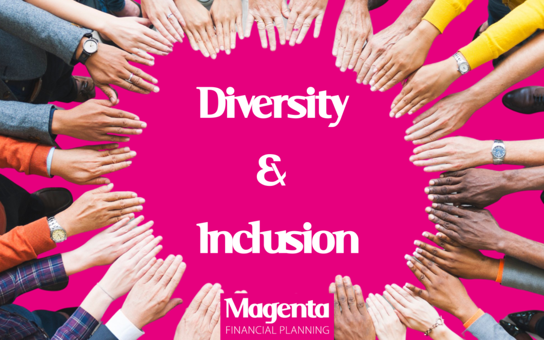 Diversity and Inclusion – Why is is Vital for the Future of Financial Services
