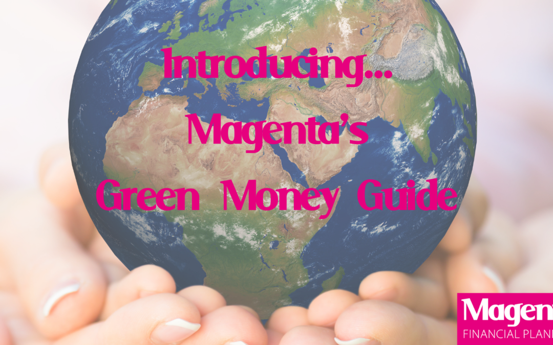 The Free Magenta Guide to Green Investing